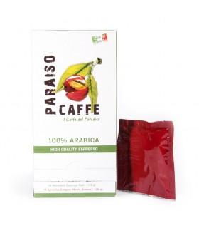 Paraiso Barista 100% Arabica, espresso σε χάρτινες ταμπλέτες 18τεμ.