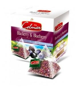 ΤΣΑΪ CELMAR BLACKBERRY & BLUEBERRY σε φακελάκια 20τεμ.