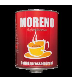 Moreno Top Espresso 100% Arabica σε σπυρί βαρελάκι 3κ.
