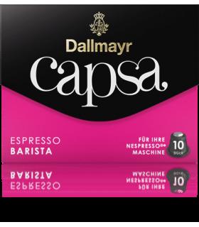 Dallmayr Capsa Barista, συμβατή κάψουλα Nespresso 10τεμ.
