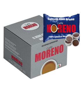 Moreno Blue Arome κάψουλες συμβατές με Lavazza Point 100τεμ.