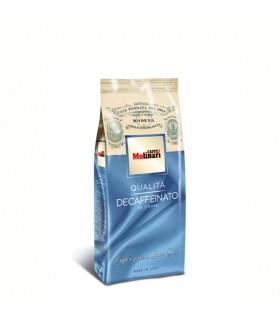 Molinari Decaffeinato espresso καφές σε σπυρί 500γρ.