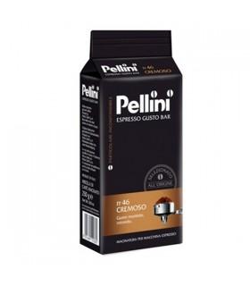 Pellini Espresso Gusto Bar no46 Cremoso, αλεσμένος espresso 250gr