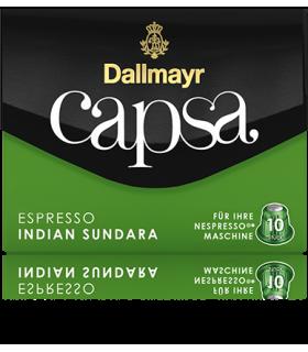 Dallmayr Capsa Indian Sundara, συμβατή κάψουλα Nespresso 10τεμ.