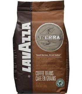 Lavazza Tierra Καφές Espresso σε σπυρί 1κ