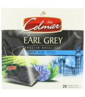 ΤΣΑΪ CELMAR EARL GREY BLUE PETALS σε φακελάκια 20τεμ.