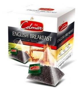 ΤΣΑΪ CELMAR ENGLISH BREAKFAST σε φακελάκια 20τεμ.