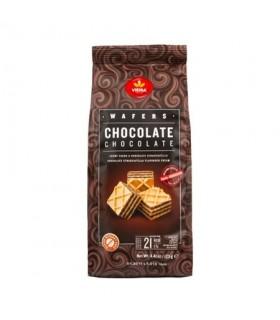 Γκοφρετάκια Σοκολάτα Vieira 125gr