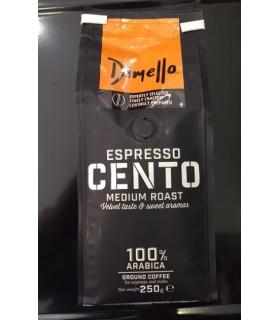 Dimello Cento Espresso αλεσμένος 250γρ