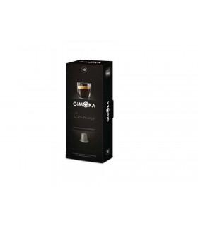 Gimoka Cremoso συμβατή κάψουλα Nespresso
