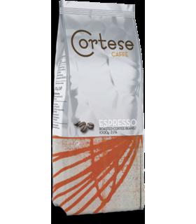 Cortese Espresso 100% Arabica εσπρέσσο σε σπύρί 1κ.