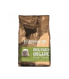 INTENSO Biologico-Fairtrade συμβατή κάψουλα Nespresso 10τεμ.