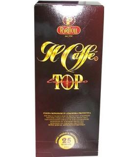 Χάρτινες Ταμπλέτες Portioli il Caffe Top Espresso 25τεμ.