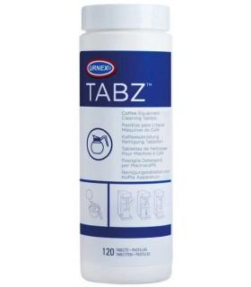 Urnex Tabz Ταμπλέτες Καθαρισμού Μηχανών Καφέ Φίλτρου