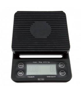 Belogia DST 350 Ψηφιακή ζυγαριά με χρονόμετρο