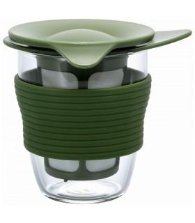 Hario Τσαγιέρα - Ποτήρι Πράσινο