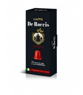 De Roccis Intenso Συμβατή κάψουλα Nespresso