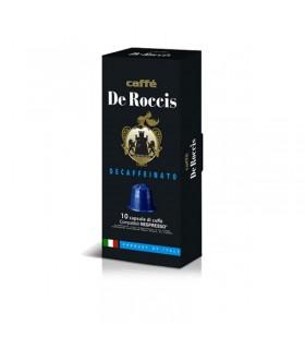 De Roccis Decaffeinato Συμβατή κάψουλα Nespresso
