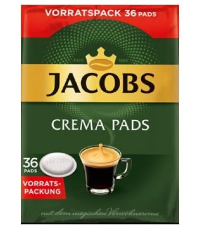 Χάρτινες Ταμπλέτες Jacobs Γαλλικού καφέ 36τεμ.