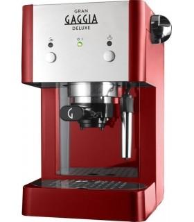 Gran Gaggia Deluxe Κόκκινη Μηχανή espresso