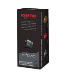 Kimbo Intenso συμβατή κάψουλα nespresso 10τμχ.