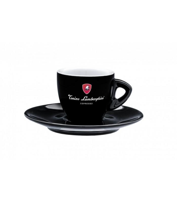 Lamborghini φλυτζάνι+πιατάκι espresso