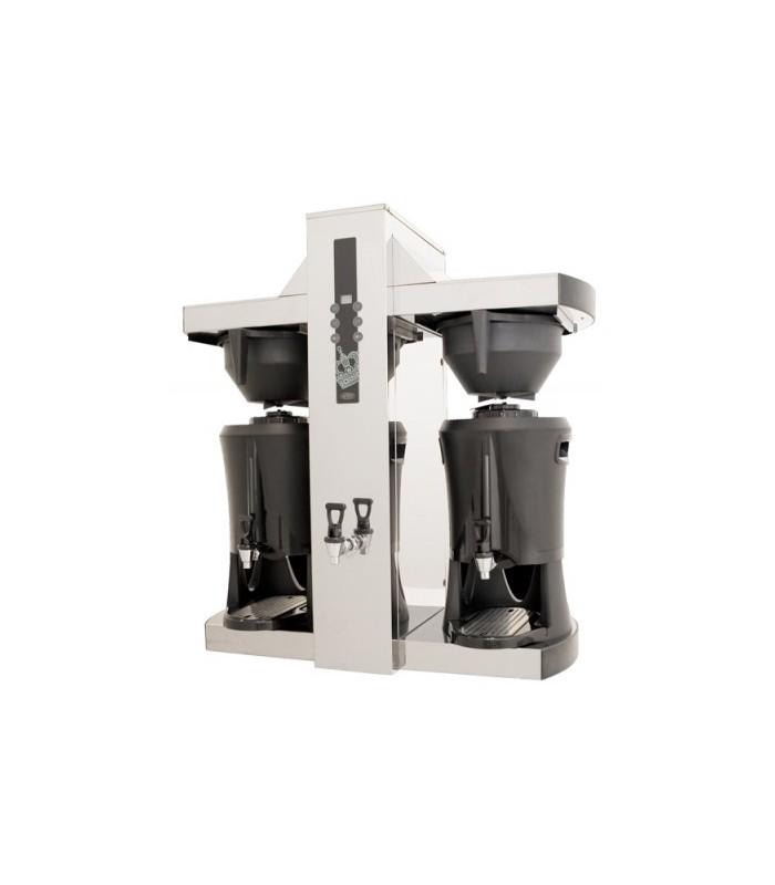 Coffee Queen Tower Διπλή Μηχανή Φίλτρου