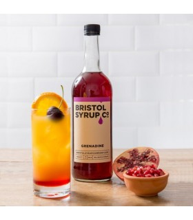 Bristol Grenadine Syrup 750ml