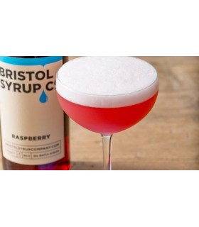 Bristol Raspberry Shrub Syrup 750ml