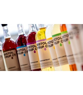 Bristol Fruit Cup Syrup 750ml