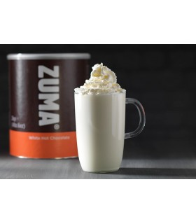 ZUMA White Hot Chocolate 2kg
