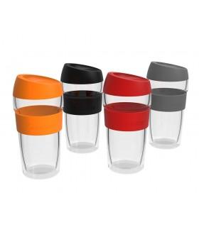 Brewista Κύπελλο Ταξιδιού Διπλότοιχο Πορτοκαλί