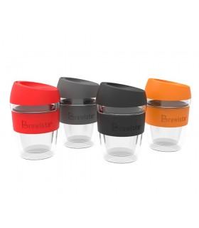 Brewista Κούπα Ταξιδιού Διπλότοιχο Πορτοκαλί