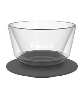 Brewista Smart Dripper Flat Bottom Glass Dripper
