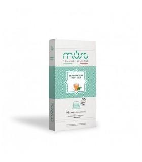 Marrakech Mint Tea - 10 Συμβατές Κάψουλες Nespresso®