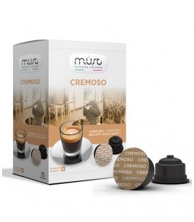 Must Cremoso - 16 Συμβατές Κάψουλες Dolce Gusto®