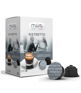Must Ristretto - 16 Συμβατές Κάψουλες Dolce Gusto®