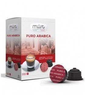Must Puro Arabica - 16 Συμβατές Κάψουλες Dolce Gusto®