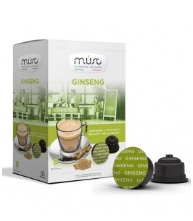 Must Ginseng - 16 Συμβατές Κάψουλες Dolce Gusto®