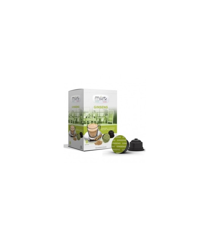Must Ginseng - 16 Συμβατές Κάψουλες Dolce Gusto®
