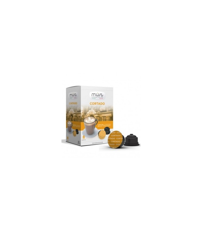 Must Cortado - 16 Συμβατές Κάψουλες Dolce Gusto®