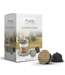 Must Cappuccino - 16 Συμβατές Κάψουλες Dolce Gusto®