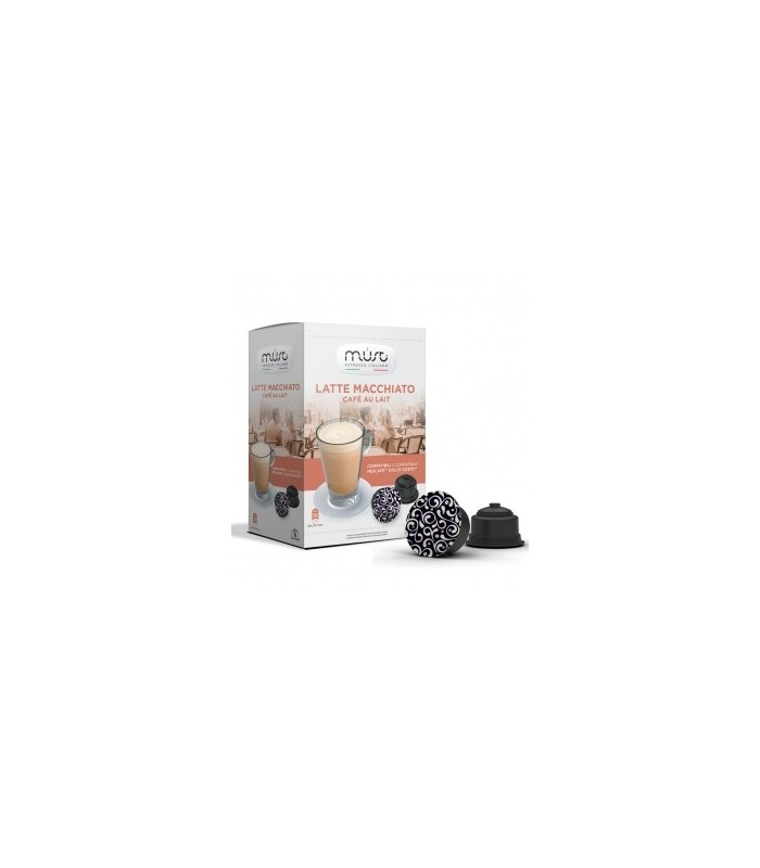 Must Latte Macchiato - 16 Συμβατές Κάψουλες Dolce Gusto®