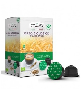 Must Orzo Biologico - 16 Συμβατές Κάψουλες Dolce Gusto®