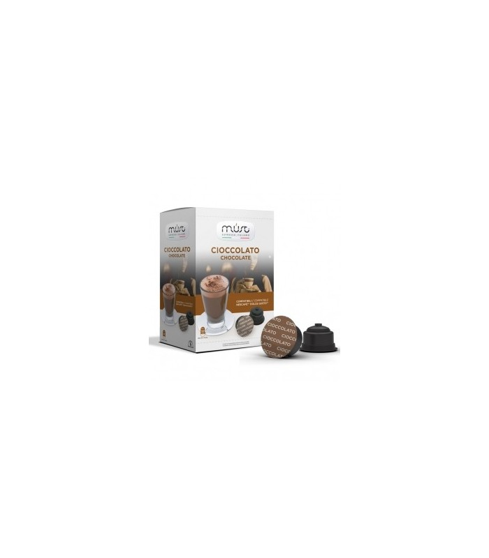 Chocolate - 16 Συμβατές Κάψουλες Dolce Gusto®
