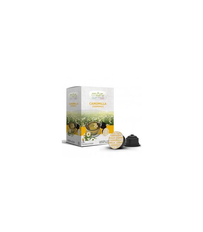Must Chamomile - 16 Συμβατές Κάψουλες Dolce Gusto®