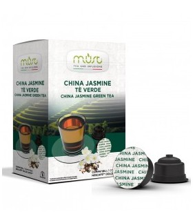 Must China Jasmine Green Tea - 16 Συμβατές Κάψουλες Dolce Gusto®