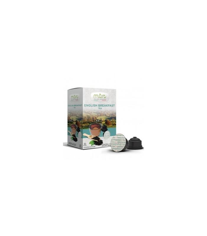 Must English Breakfast Tea - 16 Συμβατές Κάψουλες Dolce Gusto®