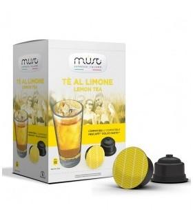 Must Lemon Tea - 16 Συμβατές Κάψουλες Dolce Gusto®