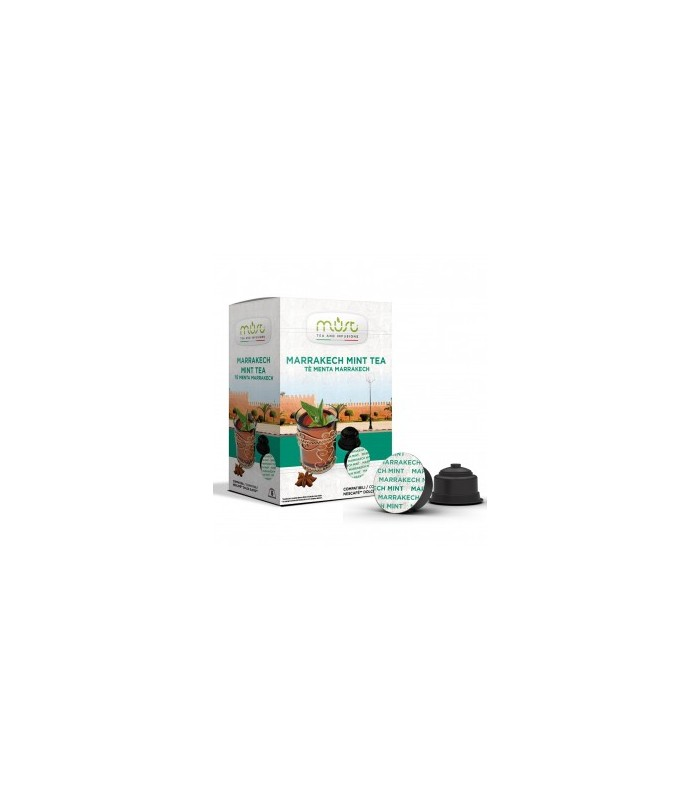 Must Marrakech Mint Tea - 16 Συμβατές Κάψουλες Dolce Gusto®